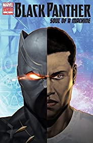 Black Panther: Soul Of A Machine (2017) #4 (English Edition)