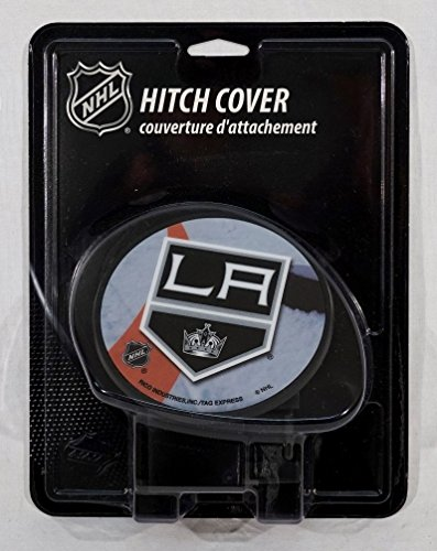 Los Angeles LA Kings NHL Hockey Economy Hitch Cover (La Kings Trailer Hitch Cover compare prices)
