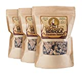 Michele's Granola – Organic, Vegan & GMO-Free, Cinnamon Raisin Flavor, 12 ounces - Pack of 3
