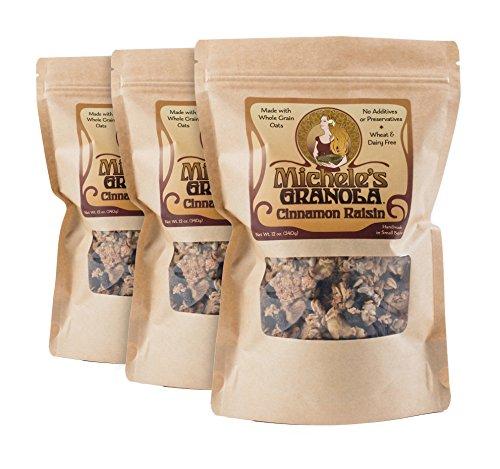 Vegan Oatmeal Raisin Cookies - 1