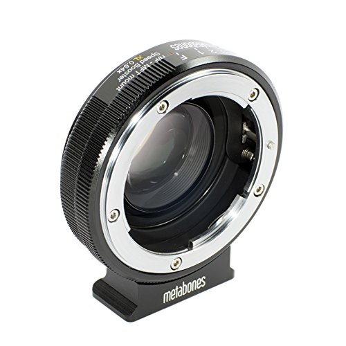 Metabones Nikon G to Micro Four Thirds XL 0.64x Speed Booster by Metabones
