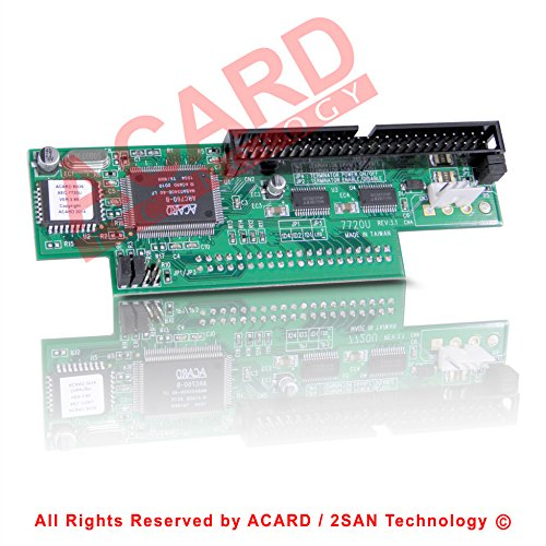 ACARD AEC-7720U Ultra SCSI-to-IDE Bridge Adapter HDD/DVD/CD 50-Pin