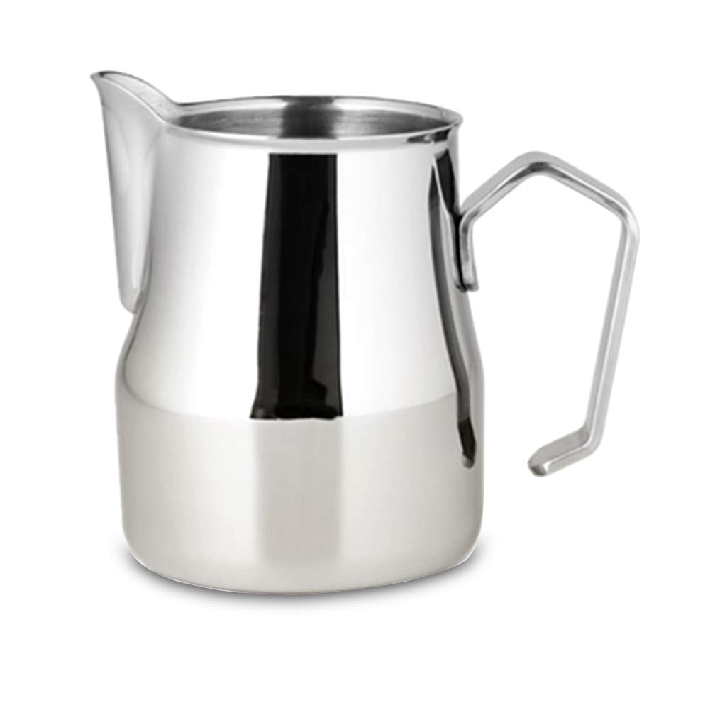 Gyswshh 350/550/750ML Coffee Cup ,Milk Frothing Pitcher,Stainless Steel Cappuccino Latte 350ml