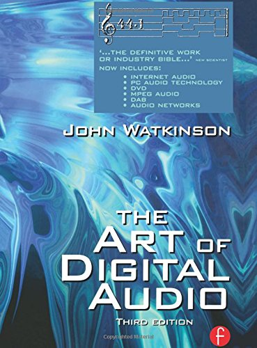 Art of Digital Audio by John Watkinson