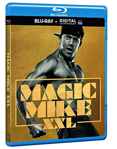 Magic Mike XXL [Blu-ray + Copie digitale]