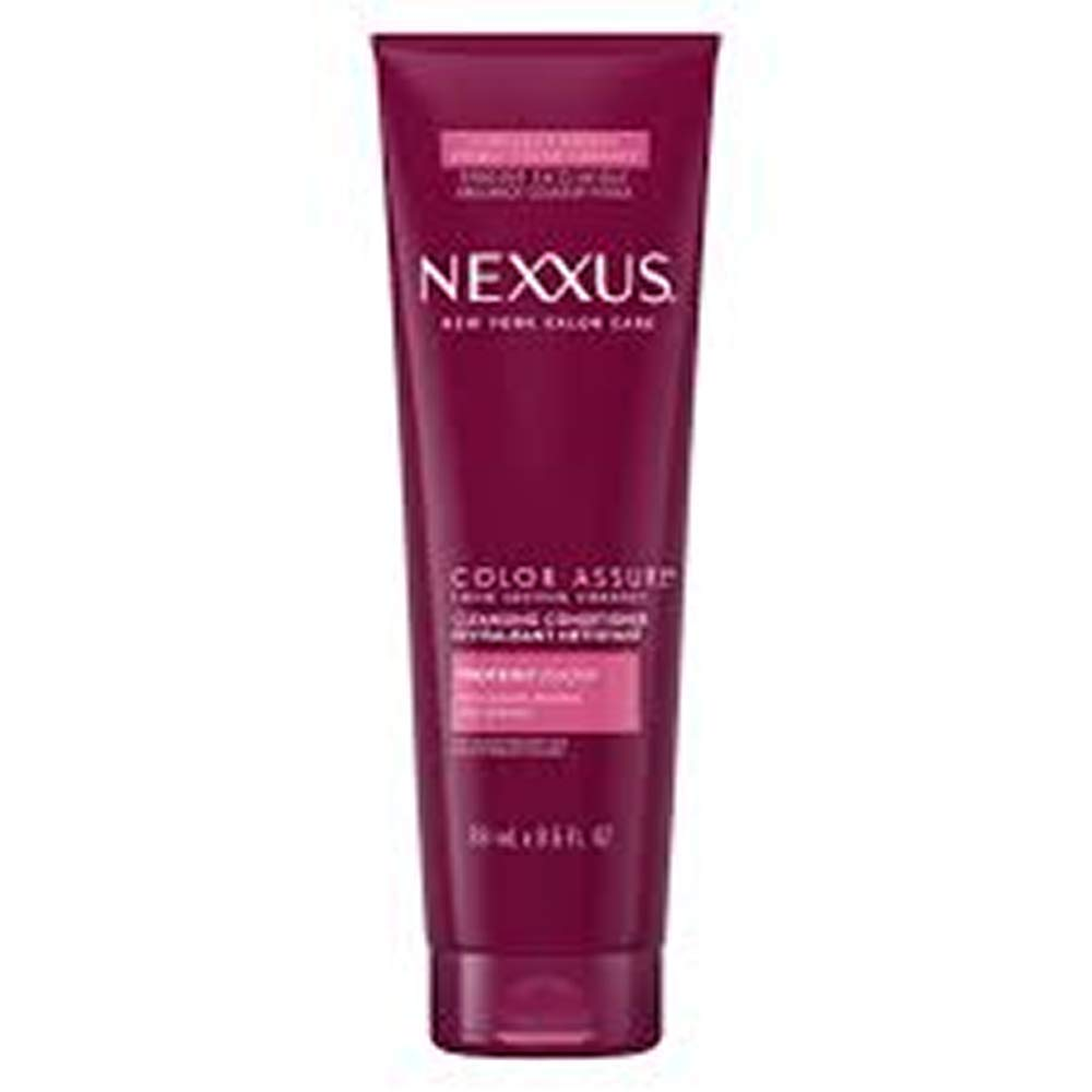 NEXXUS HAIR Color Assure for Color Treated Hair Cleansing Conditioner 8.5 oz