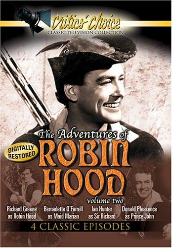 The Adventures of Robin Hood Vol 2 -