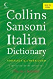 Collins Sansoni Italian Dictionary (Collins Complete and Unabridged): Complete & Unabridged