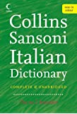 Collins Sansoni Italian Dictionary (Collins Complete and Unabridged): Complete & Unabridged