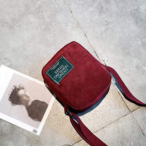 Rojo hombro y Bolsa de bandolera Shopper Shoppers Bolso mochila bolsos totes Bandolera Bolsos ocio Bolsos de de Mujer Tote Bolsos Lona para mujer x0BSqp1wU