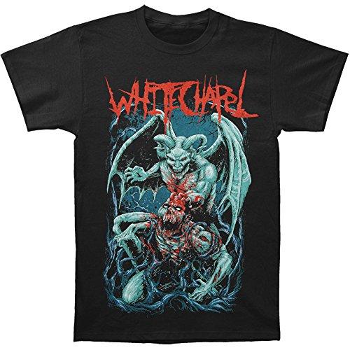 Whitechapel Men's I, Dementia T-shirt Large Black