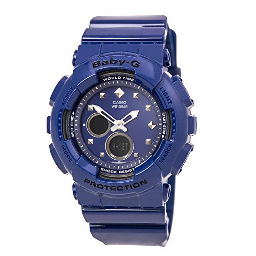 G Shock BA 125 Navy One Size