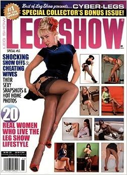 The Best Of Leg Show Magazine 65 Amazon Co Uk Books