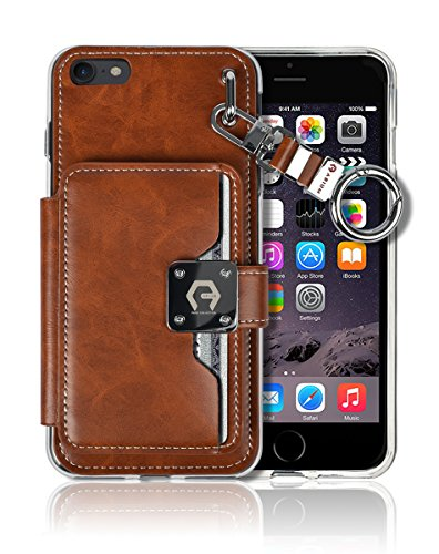 iPhone7 Textured Crocodile Leather Magnetic product image