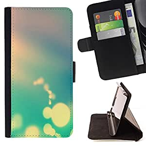 Momo Phone Case / Flip Funda de Cuero Case Cover - Boker Colores;;;;;;;; - Apple Iphone 5 / 5S