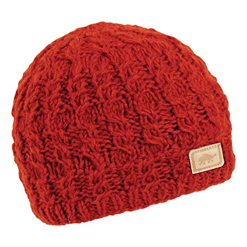 (Turtle Fur Mika Nepal Artisan Hand Knit Women's Wool Beanie)