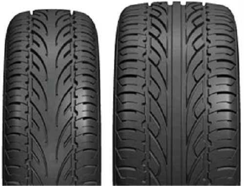 Vee Rubber VTR-350 Arachnid Rear 225/50-15 Can Am Spyder Motorcycle Tire
