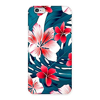 Neo World Flower Wallpaper Back Case Cover For Iphone 6