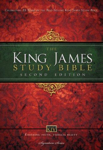 KJV Study Bible, eBook: Second Edition