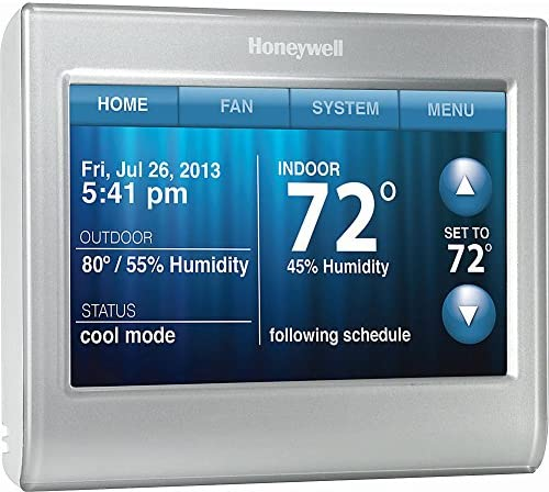 Honeywell Wi Fi Smart Thermostat RTH9580WF