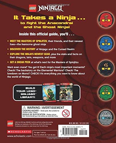 World of Ninjago (LEGO Ninjago: Official Guide): Amazon.es ...