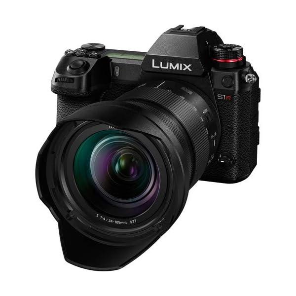 RetinaPix Panasonic Lumix S DC-S1RM, Full Frame Camera with 24-105 Lens kit