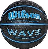 WILSON Wave Phenom Basketball, Black/Blue by Wilson