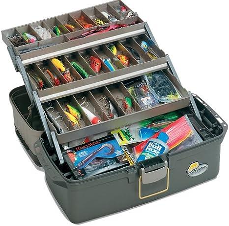 Plano Model 45-501 Crochet /& Lest Tackle Box Organisateur 26 compartiment