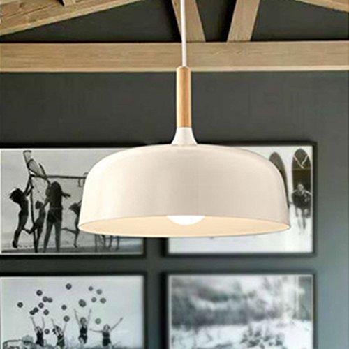 Wooden Pendant Light Fitting
