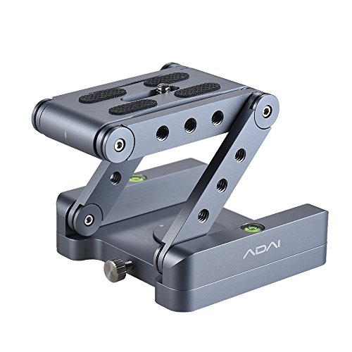 Andoer ADAI Z Flex Tilt Tripod Head Aluminum Alloy for sale  Delivered anywhere in USA