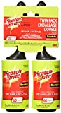 Scotch-Brite Lint Rollers, 2 Rollers, 60 Sheets/Roller