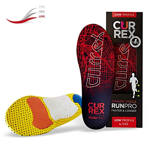 currex RunPro Running - Walking - Comfort Shoes (Best Low Profile Running Shoes)