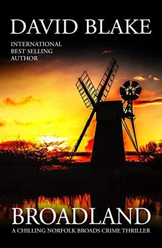 Broadland chilling Norfolk thriller Detective ebook product image