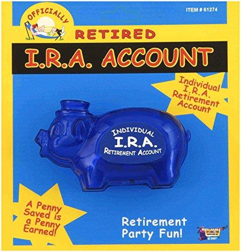 Forum Novelties Officially Retired Retirement