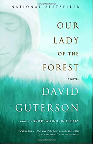 book cover of Our Lady of the Forest