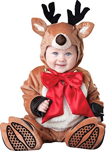 Reindeer Rascal Costume - Infant Medium (Reindeer Baby Costume)