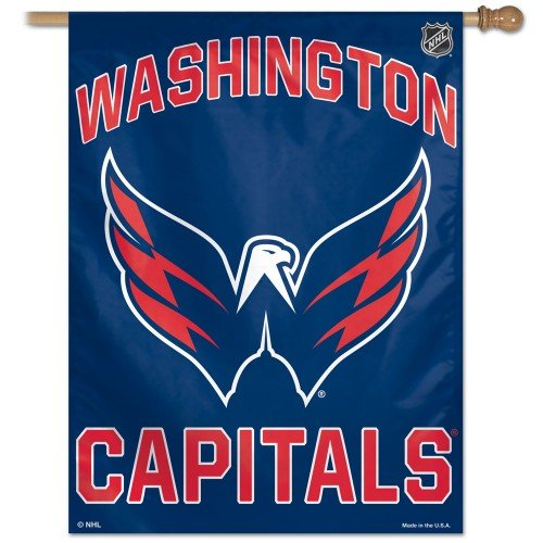 The Washington Capitals NHL Flag or Banner