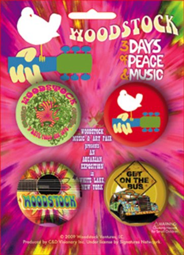 (Licenses Products Woodstock Assorted Artworks 1.5