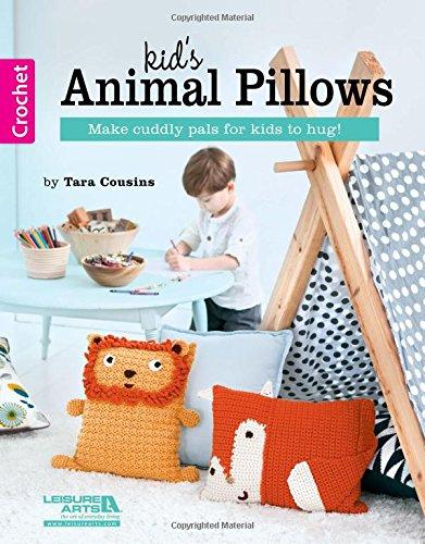 Kid's Animal Pillows