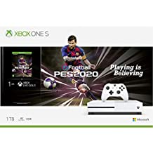 Console Xbox One S 1TB + Pro Evolution Soccer 2020 - Xbox One