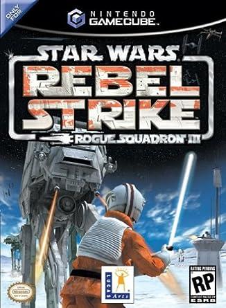 Amazon com: Star Wars: Rebel Strike - Rogue Squadron III