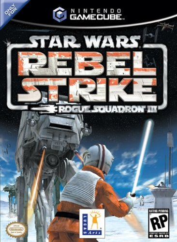 Star Wars: Rebel Strike - Rogue Squadron III (Star Wars Pc Collection)