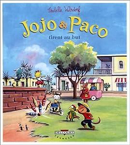 "Afficher ""Jojo & Paco. n° 7 Jojo & Paco tirent au but"""