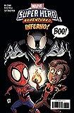 MARVEL SUPER HERO ADVENTURES INFERNO #1 COMIC BOOK 8/22/2018