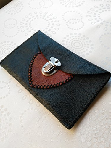Handmade Leather Coin Purse/Pouch