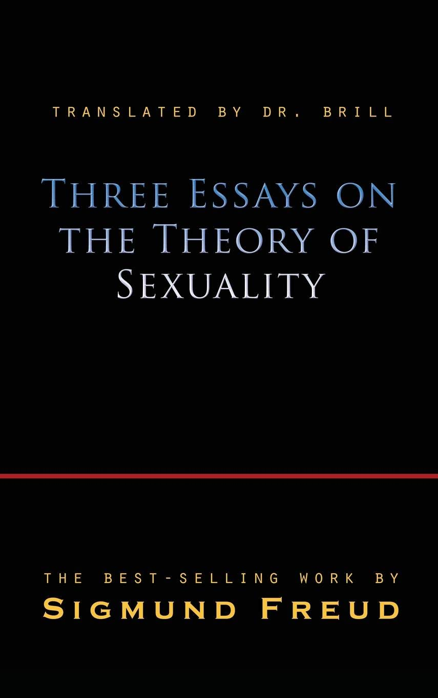 Three Essays on the Theory of Sexuality ebook