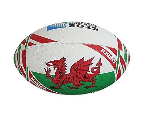 Gilbert - Balón de Rugby de Gales, diseño del Mundial de Rugby de ...