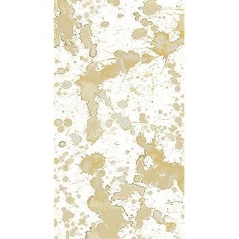 Hand Towels Bathroom Paper Guest Towels Gold Bathroom Accessories  Splatterware PK 30