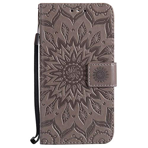 Colorful Painted Shell Case for LG G3 Beat G3s G4 Mini G4c G5 V10 V20 V30 V40 Stylus 2 LS775 3 LS777 Stylo 4 Leather Cases B128,Gray,for LG Stylo 4 (Lg G3 Titanium Case)