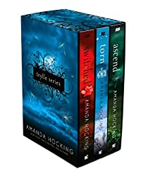 Trylle Boxed Set (TP 1-3): Switched, Torn, Ascend (A Trylle Novel)